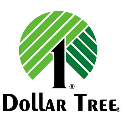 dollar tree logo square