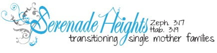 Giving Back – Serenade Heights