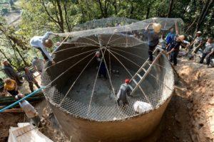 Fertile Soil Well Construction